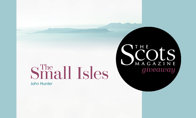 Small Isles Giveaway
