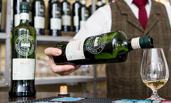 Whisky Bar Edinburgh