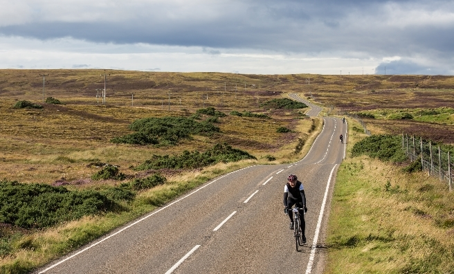 Unforgettable! The Deloitte Ride Across Britain is the challenge of a lifetime