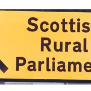 The Scottish Rural Parliament 2016 - in Brechin from October 6-8.
