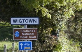 Welcome to Wigtown - and the 2016 Wigtown Book Festival