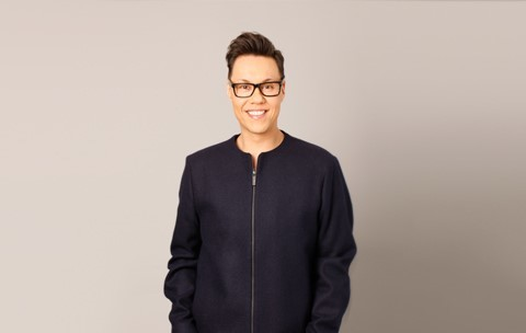 Gok Wan - sharing his style secrets at a venue near you soon!