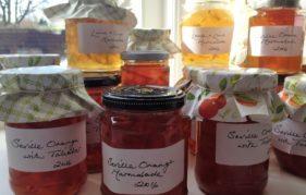 Three Chimneys wonderful homemade marmalade