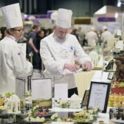 Judging underway at ScotHot.