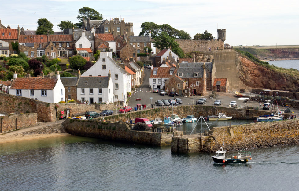 Head to Crail for the festival! Pic: Shutterstock