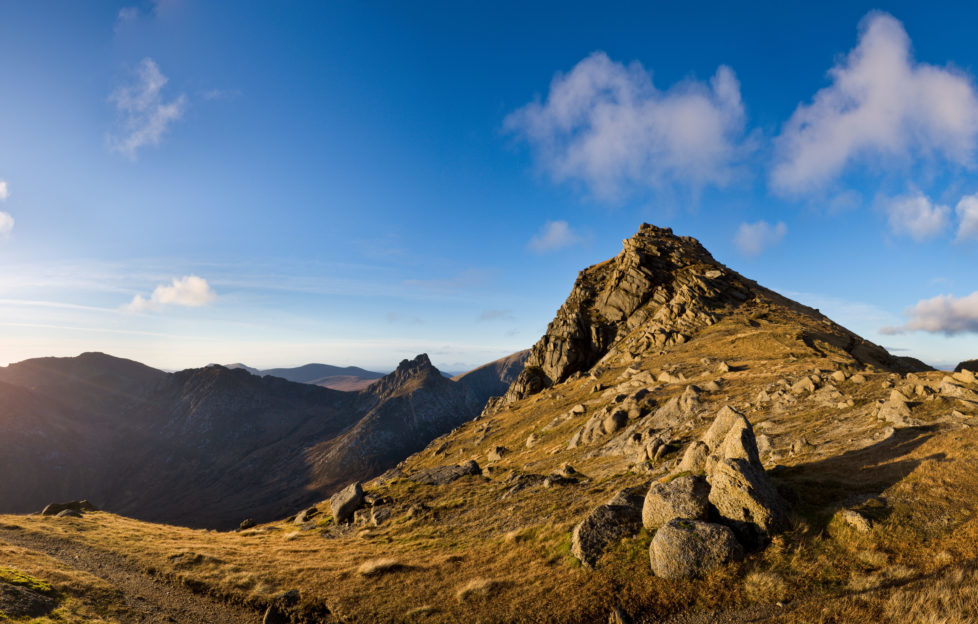 Goat Fell is the highest peak on Arran. Pic: Istockphoto