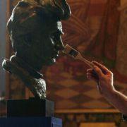 Hugh McDiarmid has left a lasting legacy. Pics by David Jaffray Deadline Scotland