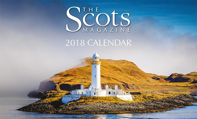 The Scots Magazine Calendar 2018