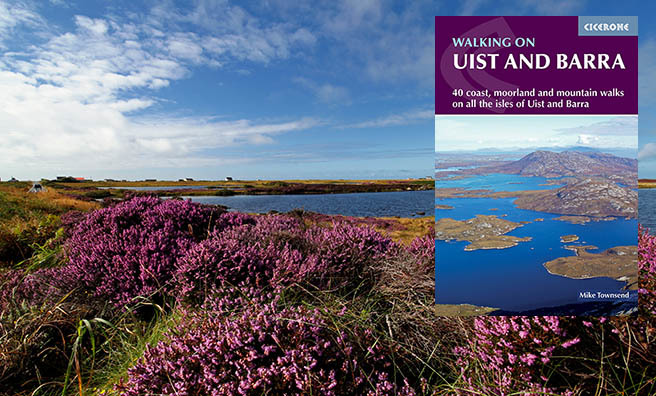 istock - Heather field near a loch on Benbecula, Outer Hebrides, Scotland. Uist