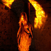 Discover the tale of Euphamie MacCulzean, who was accused of witchcraft and burned at the stake.