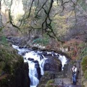 The Black Linn Falls