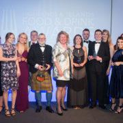 The award winners! Picture: Callum Mackay.