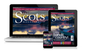 The Scots Magazine May 2018 issue