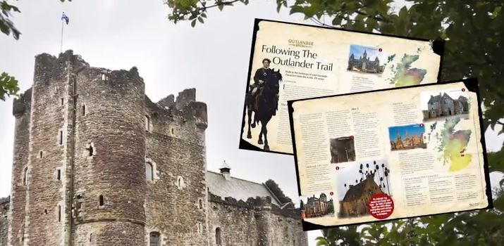 Join Us On The Outlander Trail - The Scots Magazine
