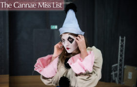 Events Scotland. The Invisible man c. Kurt Van der Elst - Nimue Walraven