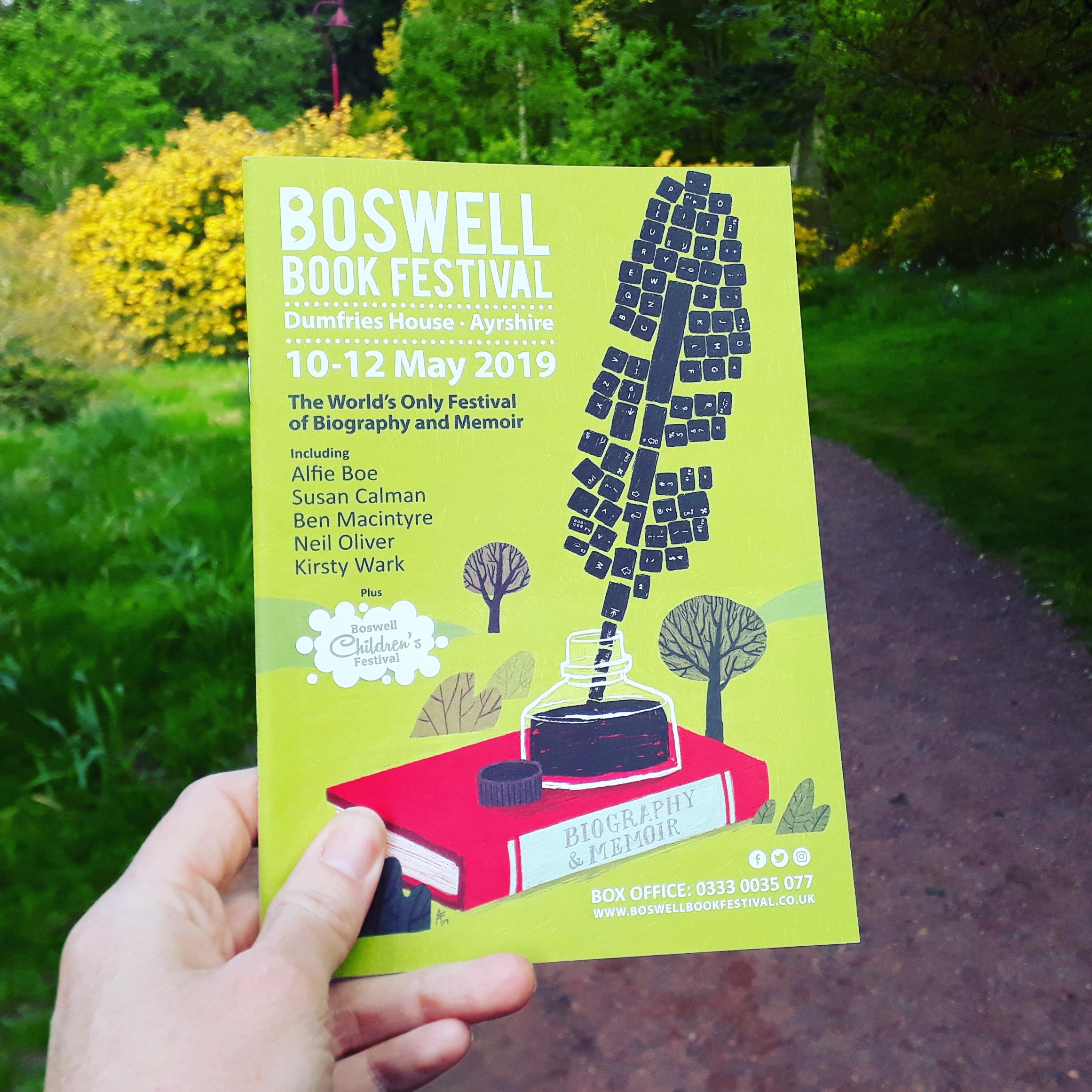 Boswell Book Festival