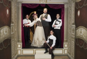 Pop-up Opera 2019