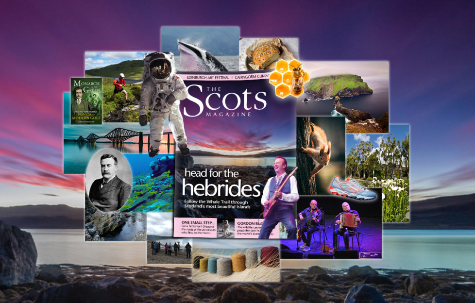 Scots Magazine July issue 2019
