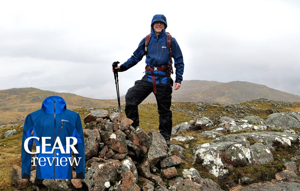 promo code 99827 039ff Berghaus Hardshell Waterproof Jacket – Review - The Scots ...