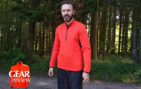 Helly Hansen Phantom Mesh ½ Zip Midlayer